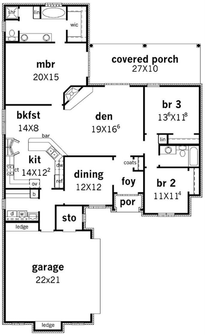French House Plans Home Design Rg1826 Modern House Design French House Plans House Design