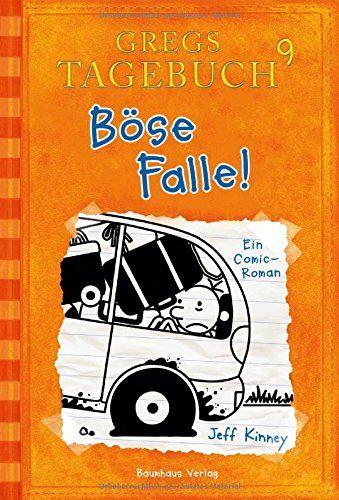 Gregs Tagebuch 9 - Böse Falle!: Amazon.de: Jeff Kinney, Dietmar Schmidt: Bücher