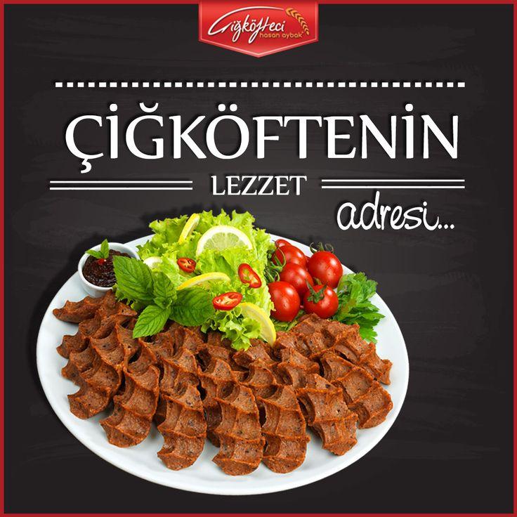 Çiğköftenin lezzet adresi, #çiğköftecihasanaybak!  #çiğköfte #lezzet