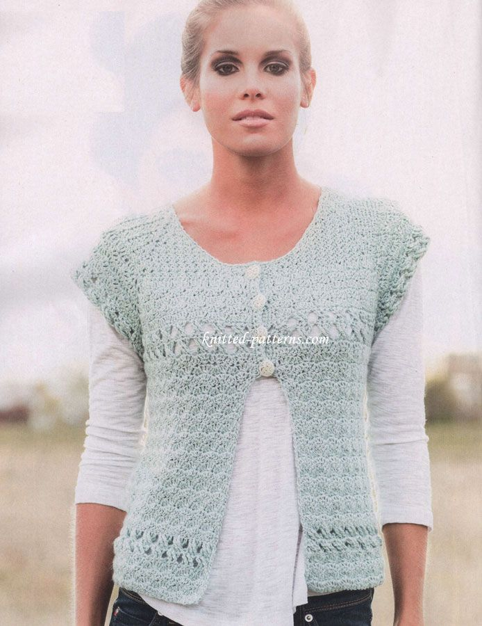 Mentha Cardigan | That\'s quite a yarn! | Pinterest | Crochet ...