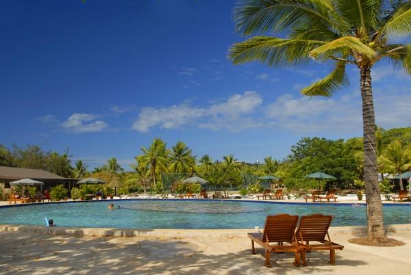 Plantation Island Resort #Fiji - where we stayed