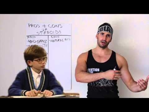 Pros and Cons of Taking Steroids