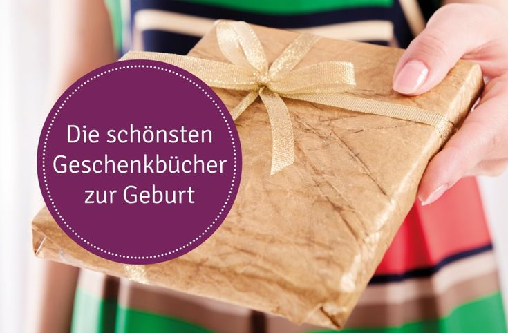Auf der Suche nach einem Geschenk zur Geburt? Ein Buch ist immer eine gute Idee! Eine Liste der fünf schönsten Geschenkbücher und Buchgeschenke für Eltern.