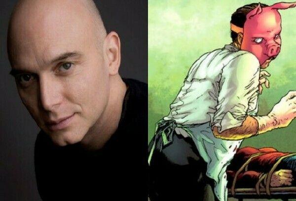 Gotham Casts Michael Cerveris As 'Professor Pyg'