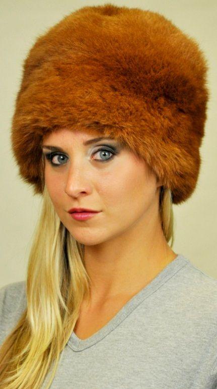 Cappello classico in autentica pelliccia di opossum  www.amifur.it