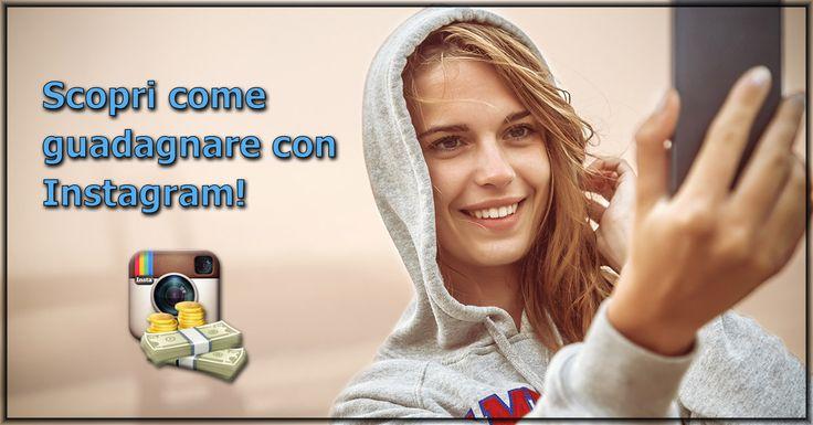 Come guadagnare soldi veri con #Instagram - http://23a9dhtb0dpo7pb70k87rg-82p.hop.clickbank.net/