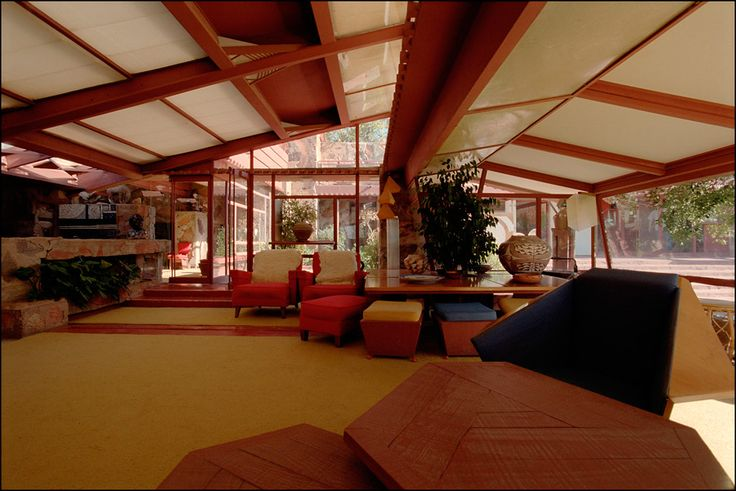 Taliesin West / Frank Lloyd Wright