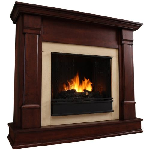 Real Flame Silverton Ventless Gel Fireplace - Dark Mahogany - Stately and  elegant, the Real - Best 20+ Gel Fireplace Ideas On Pinterest Glass Fire Pit, Patio