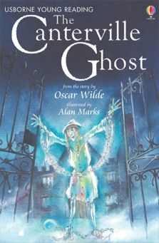 The Canterville Ghost by Oscar Wilde for children.