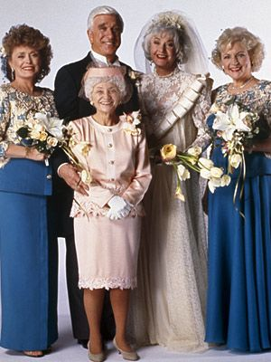 The Golden Girls.  One of my favorite episodes!