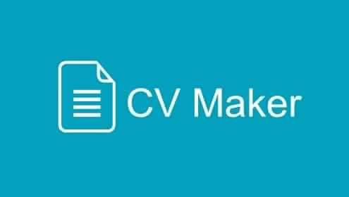 Créer un CV d'aspect professionnl. CVmkr est un service gratuit en ligne grâce…