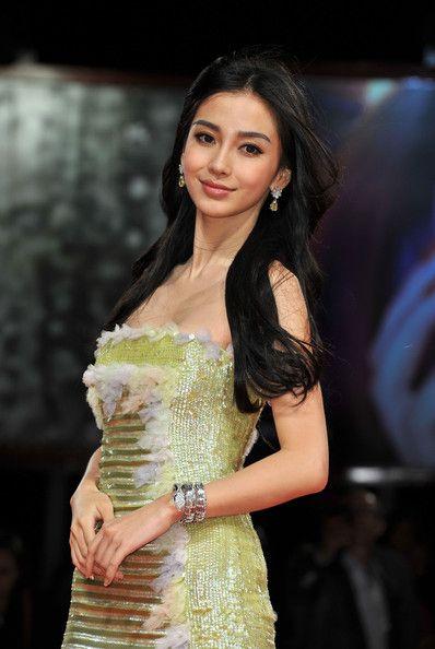 "Angelababy Yang Photo - ""Tai Chi O"" Premiere - The 69th Venice Film Festival"