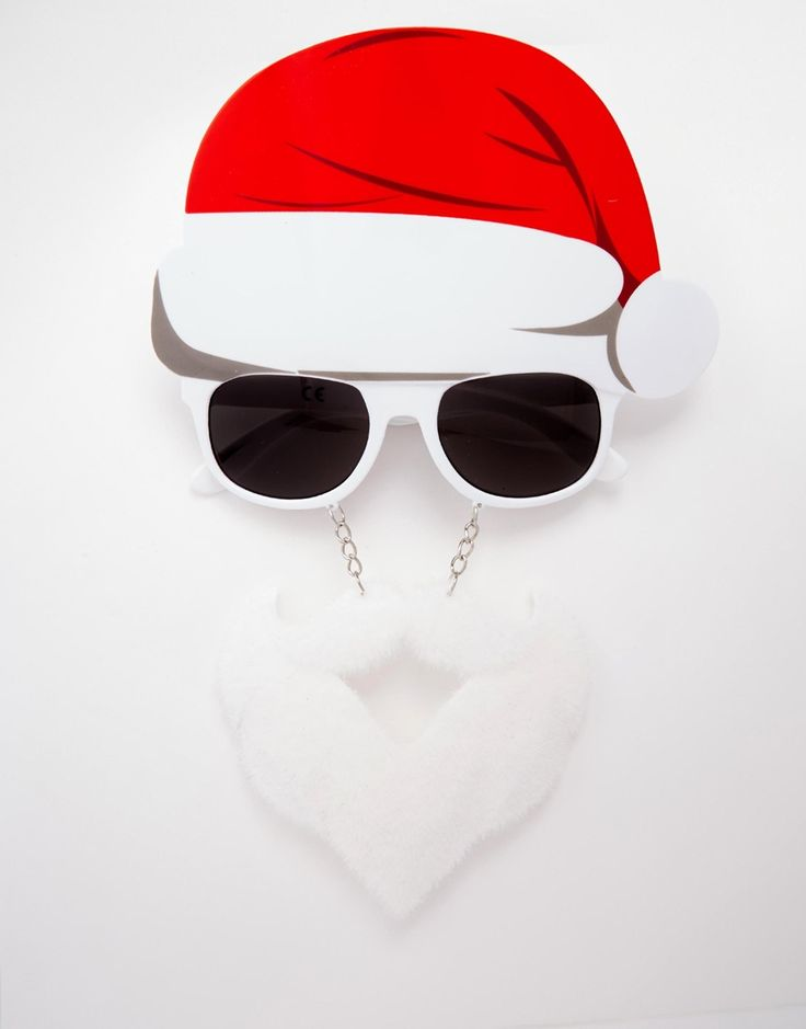 Paperchase+Christmas+Santa+Glasses+With+Beard