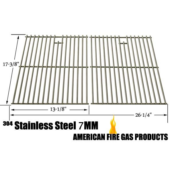 2 PACK STAINLESS STEEL REPLACEMENT COOKING GRID FOR HUNTINGTON, GRILL MASTER 720-0670E, 720-0670-E AND BROIL-KING 9615-54, 9615-57, 9615-64, 9615-67, 9625-54, 9625-64, 9625-84, 9625-87 GAS GRILL MODELS Fits Compatible Huntington Models : 2122-64 , 2122-67 , 6020-54 , 6020-57 , 6020-64 , 6023-89 , 6120-64 , 6120-67 , 6123-64 , 6123-67 , 6123-84 , 6123-87 Read More @http://www.grillpartszone.com/shopexd.asp?id=34757&sid=15817