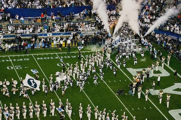 Big 12 football: The case for a BYU scheduling alliance | News OK