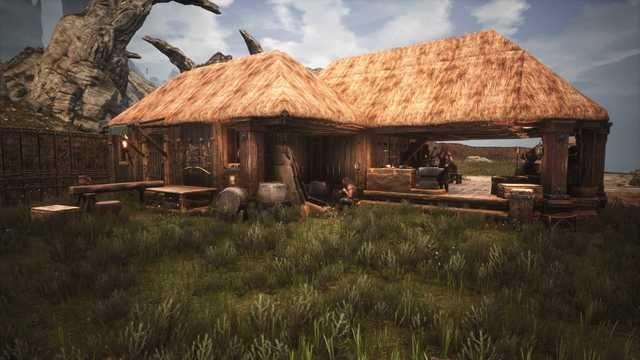Nordheimer Blacksmith Conan Exiles Base Building Ark Survival