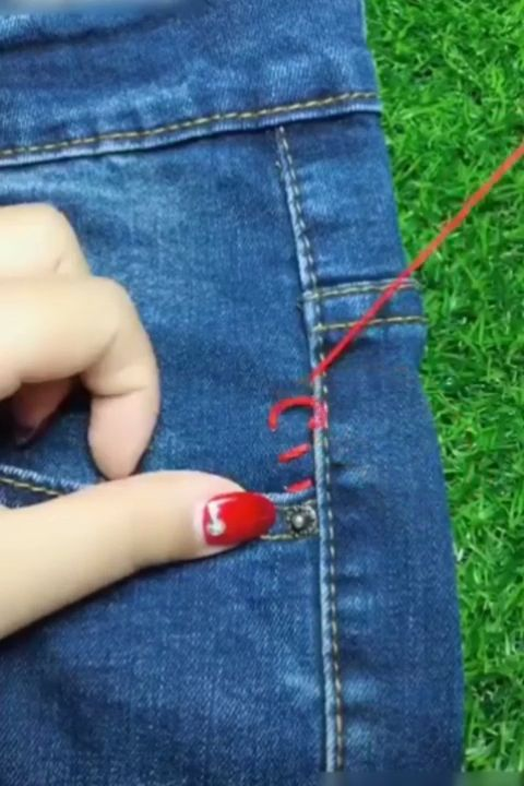 DIY Intricate & Beautiful Stitching Guide!