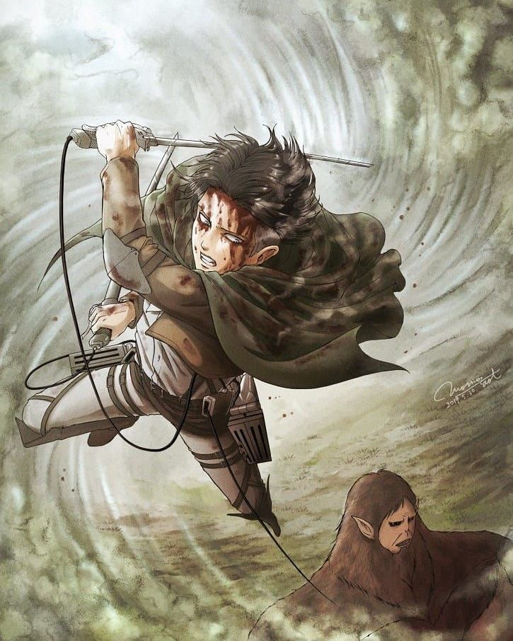 Levi Rivaille In 2020 Attack On Titan Anime Attack On Titan Levi Attack On Titan