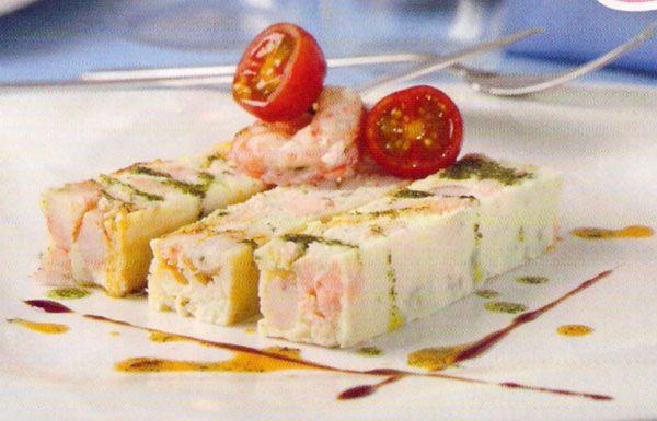 Terrina de pescado - Recetas buenas de cocina