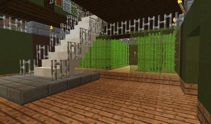 Die besten 25+ Minecraft greenhouse Ideen auf Pinterest