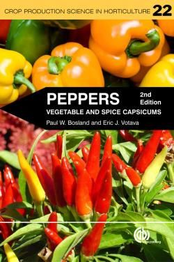 Peppers : vegetable and spice capsicums / Paul W. Bosland and Eric J. Votava. CABI Publishing, 2012.