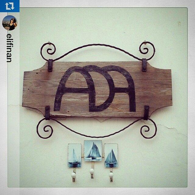 Ilk tabelamız...1994... adacafebozcaada's photo on Instagram