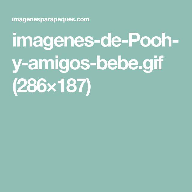 imagenes-de-Pooh-y-amigos-bebe.gif (286×187)