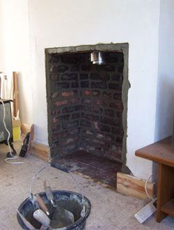 Wood Burner - DIY Guide to Wood Burning Stoves Installation and Fitting a Wood Burner into a Fireplace