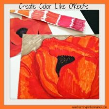 O'Keefe Art Lesson | Harrington Harmonies