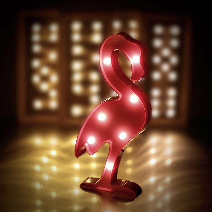 Flamenco LED #flamingo #flamenco #iluminación #navidad #decoración #home #pink #rosa #hogar #love #luces #led #reflejos #accesorios #fiesta #festivo #party #lights