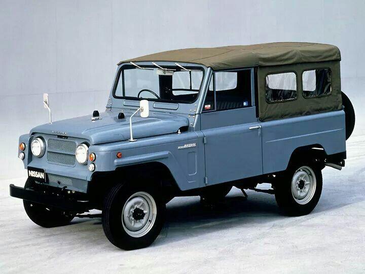 """Y62 Nissan """"Patrol"""" series."""