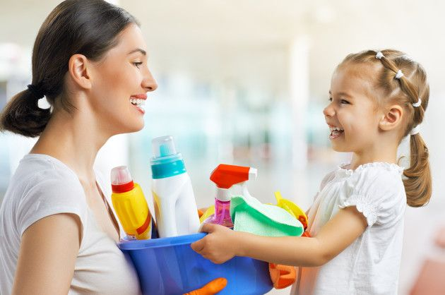 Here are a few reasons why I don't wait until my kids are asleep to clean my house.