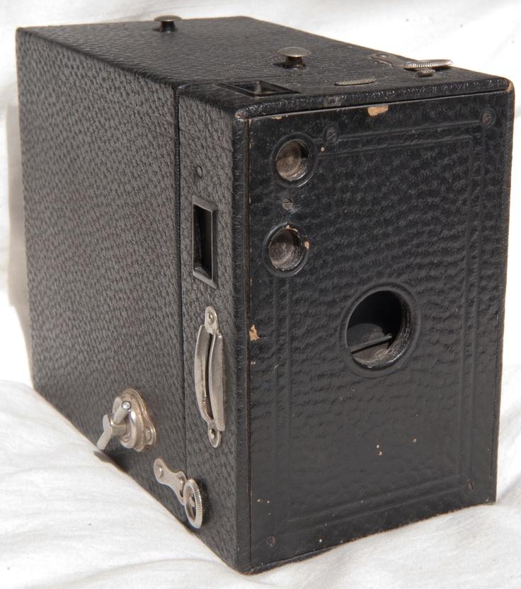 1920-1924 Kodak Model B No.2A Brownie