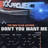 Don't You Want Me [12 inch Vinyl Single], 25630701