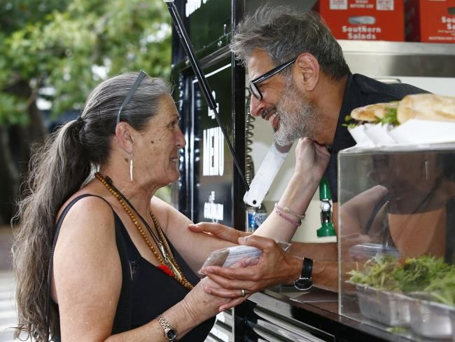 Celebrities who manned food carts :)  #streetfood #foodcarts