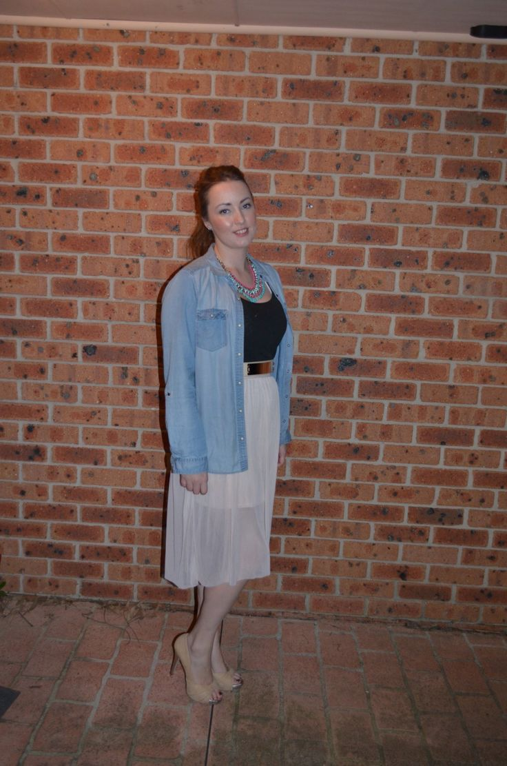 Dinner & a House Warming #OOTD - Love This.ie