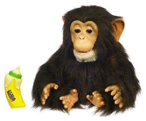 Furreal Friends Cuddle Chimp By Hasbro 184 99 Toys