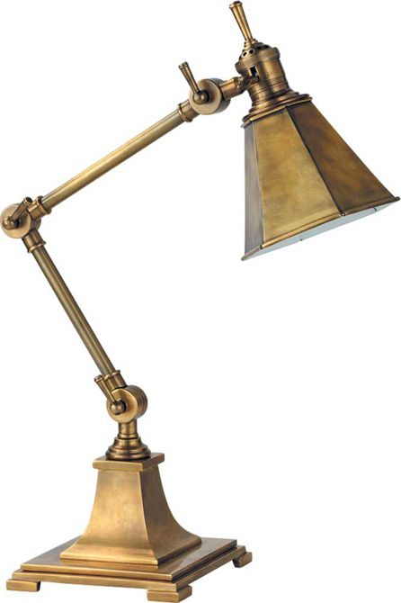 Mini Architectu0027s Draftsman Table Lamp   Traditional   Table Lamps     By  Circa Lighting