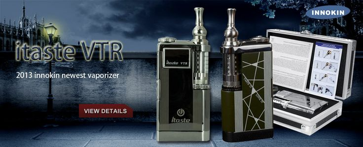 itaste VTR - Newest box-style variable wattage and voltage advanced personal vaporizers: http://www.vceego.com/innokin-itaste-VTR-APV-Mod-wholesale.html
