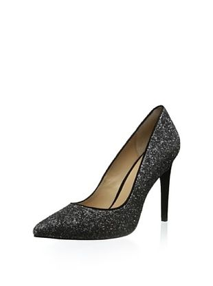 59% OFF Joe's Jeans Women's Jacey Glitter Pump (Silver)