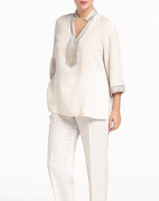 Blusa de mujer Couchel - Mujer - Tallas Grandes - El Corte Inglés - Moda