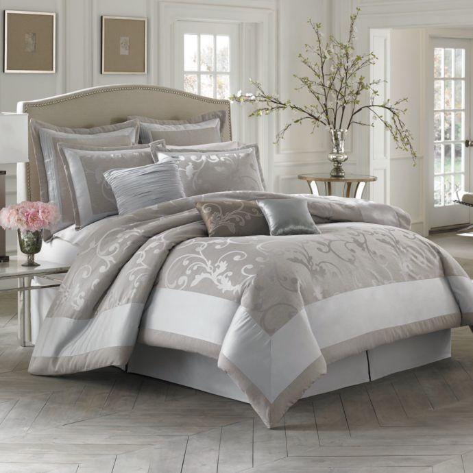 Palais Royale Adelaide Comforter Set Bed Bath Beyond Master