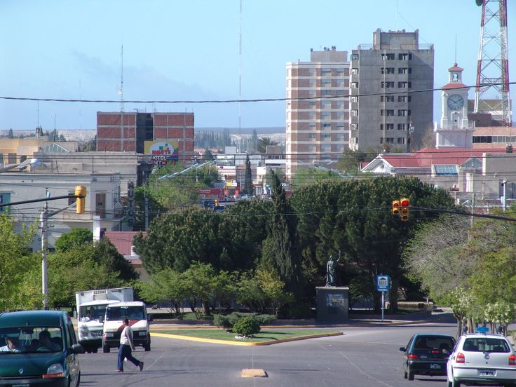 Trelew is a city in the province of Chubut, in Argentine Patagonia.