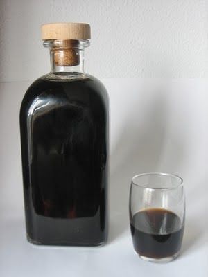 LICOR DE CAFE THERMOMIX
