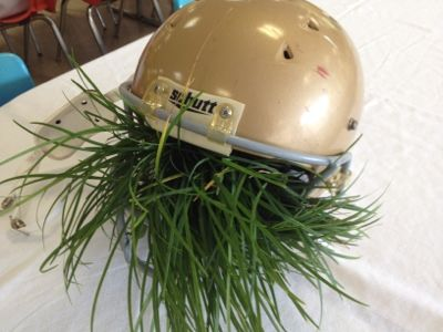 Lots of athletic banquet decor ideas...search football or all-sports banquet