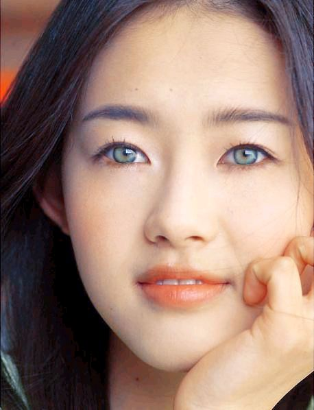 blue eye asian girl personals How is it possible that some half-east asians have blue or is that the 'blue eye' genotype can be passed through for a half asian to have blue eyes.