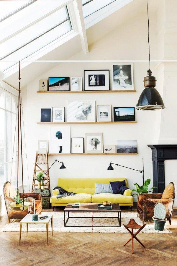 Shop the Room: A Breathtaking Amsterdam Loft