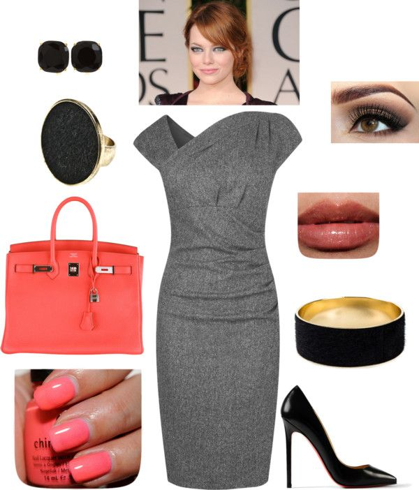"""""""Professional attire"""" by baileygrattelo ❤ liked on Polyvore"""
