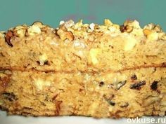 простые рецепты овкусе.ру - торт халва
