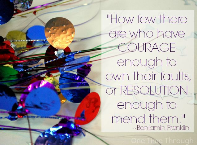 Ben Franklin New Years Quote: 17 Best New Year Resolution Quotes On Pinterest